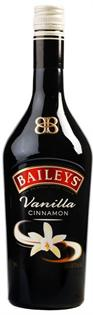 Baileys Original Irish Cream Vanilla Cinnamon 750ml